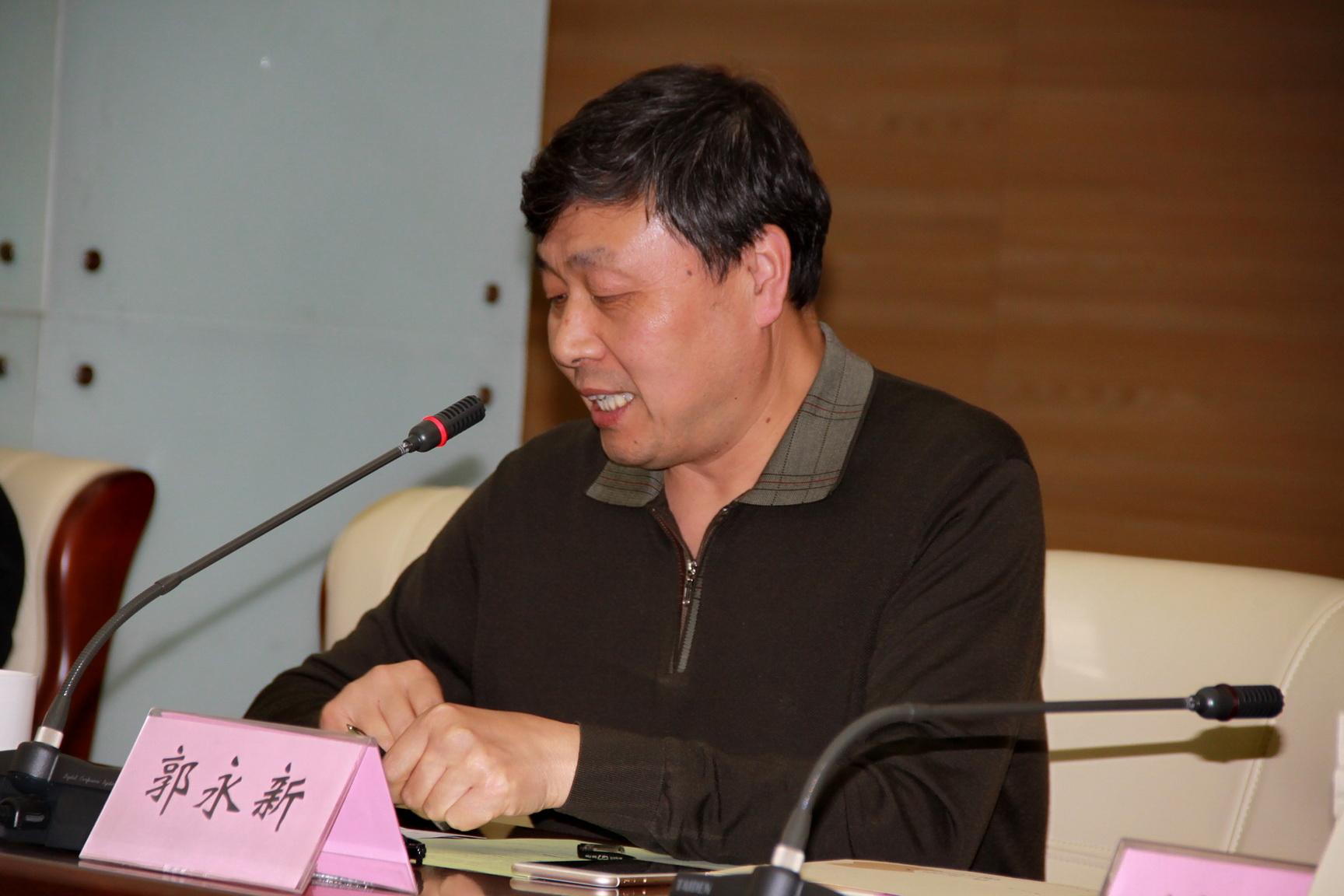 19、陕西师范大学出版总社郭永新主任在发言.JPG